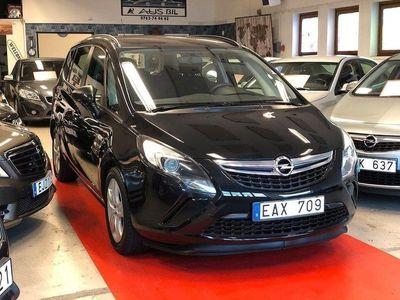 begagnad Opel Zafira 2.0CDTI Automat 7Sits Drag NyBesk
