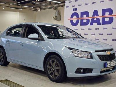 begagnad Chevrolet Cruze Halvkombi Drag 1.7 (130hk)