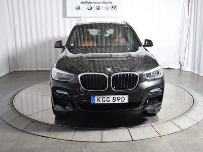 begagnad BMW X3 20d / M-sport / Värmare / Individual