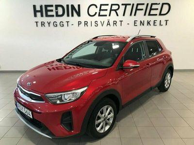 begagnad Kia Stonic 1.4 ADVANCE carplay backkamera 2018, SUV Pris 149 900 kr