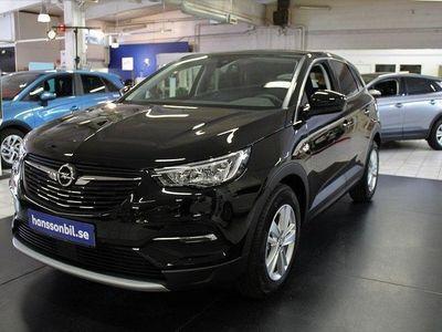 begagnad Opel Grandland X Dynamic 1,2 130HK AT8