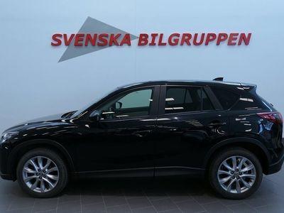 begagnad Mazda CX-5 2.2 AWD Eu6 Optimum Aut Motorv