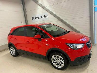 begagnad Opel Crossland X 1.2 Enjoy Euro 6 83hk