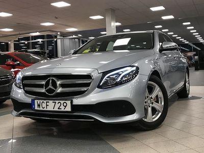 brugt Mercedes E220 -17