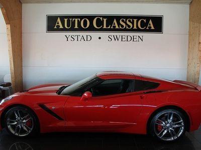 begagnad Chevrolet Corvette Stingray CorvetteC7 * 1LT, Z51-PACK *