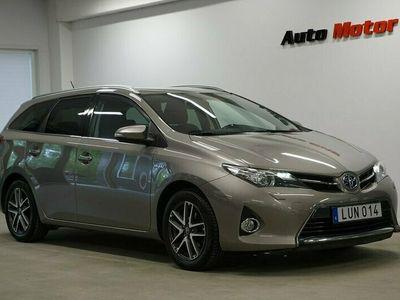 begagnad Toyota Auris Touring Sports Hybrid 1.8 VVT-i 136h 2.95 Ränta