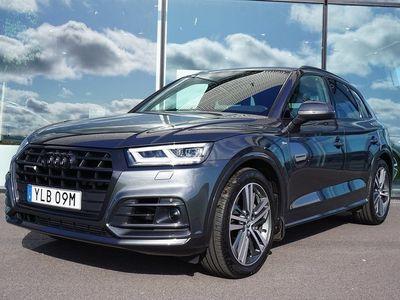 begagnad Audi Q5 45 TDI 231hk quattro S-Line OBS Se spec