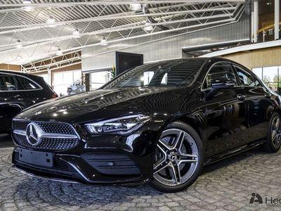 begagnad Mercedes CLA250 4Matic AMG Panorama Widescreen