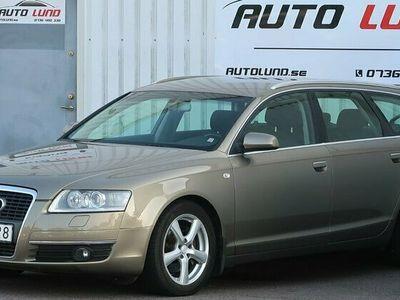 begagnad Audi A6 AV 3.2