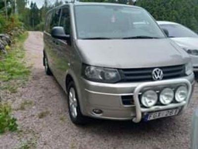 begagnad VW Transporter 180hk 5 sits