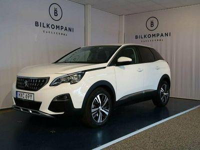 begagnad Peugeot 3008 ALLURE BHDi130 Apple carplay Android Auto