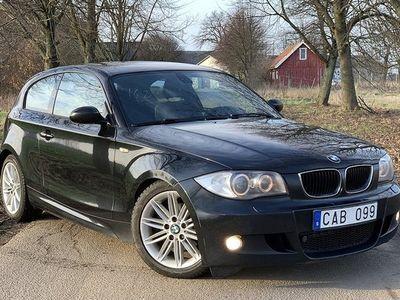 begagnad BMW 120 d M Sport, Advantage Svensksåld 177hk -09