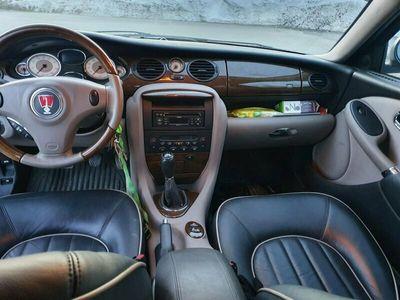 begagnad Rover 75