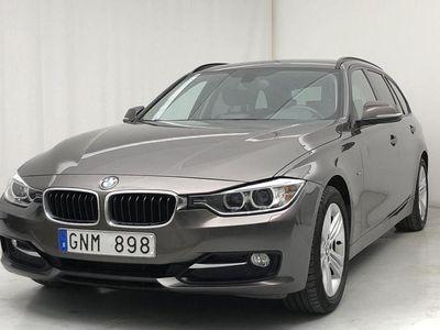 begagnad BMW 320 3-serien d Touring, F31