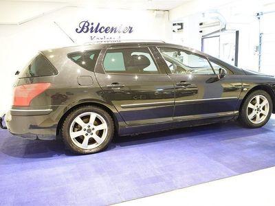 begagnad Peugeot 407 SW 2.0 HDi (136hk)