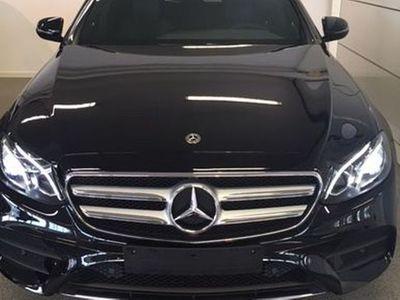 begagnad Mercedes E220 KOMBI