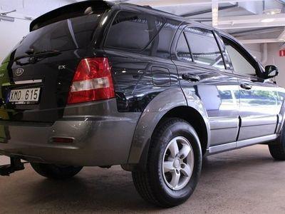 begagnad Kia Sorento Sorento2,5 CRDI EX