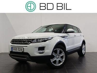 begagnad Land Rover Range Rover evoque 2.2 4WD PURE