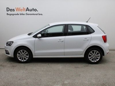 begagnad VW Polo 1.2 TSI 90 Edition 40