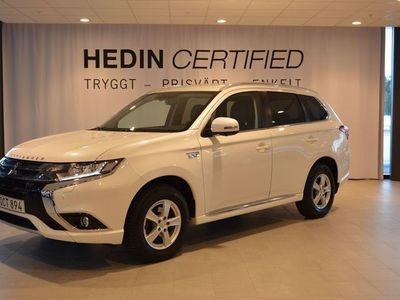 brugt Mitsubishi Outlander P-HEV 2.0 Hybrid 4WD CVT