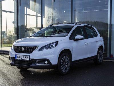 begagnad Peugeot 2008 1.2 PureTech Bensin 82 hk