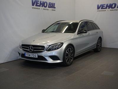 begagnad Mercedes 220 C-KlassT 9G-Tronic Euro 6 194hk