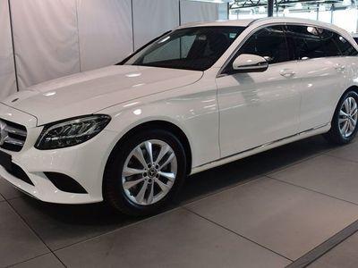 used Mercedes C200 KOMBI Demo/400 mil