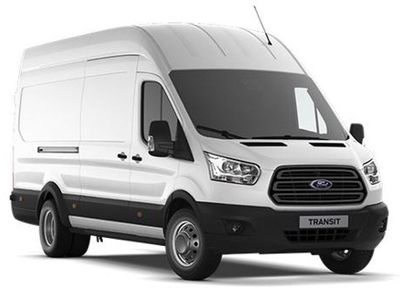 begagnad Ford Transit Skåp 350L3 FWD Trend A