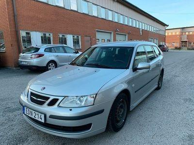 begagnad Saab 9-3 SportCombi 1.8t Linear 150hk 17300mi