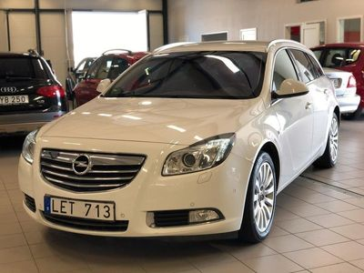 begagnad Opel Insignia Sports Tourer 2.0 CDTI 4x4 Auto
