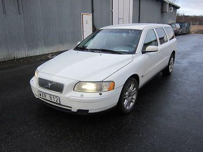 begagnad Volvo V70 1 ägare