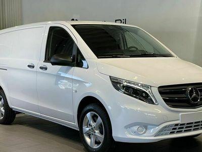 begagnad Mercedes Vito - Benz116 CDI 4x4 / Leverans omgående
