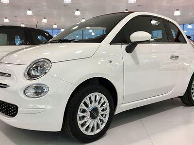 begagnad Fiat 500C LOUNGE 1.2 69 HK SERIE 7 MY20