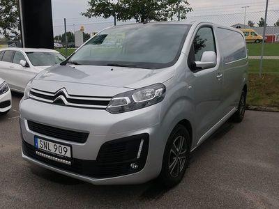 begagnad Citroën Jumpy Omgående leverans -17