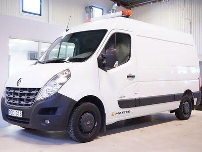 begagnad Renault Master 2.3 dCi L2H2 3-Sits D-Värm Drag Navi Modulsystem