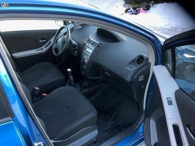 begagnad Toyota Yaris 1.33 5-D Edt Plus 100 hk - 11 -11
