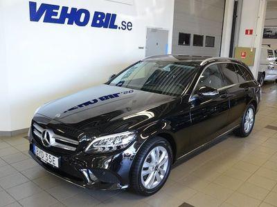 begagnad Mercedes 220 C Benz C4MATIC Backkamera Parkeringsvärmare Navigation Automat Dra 2019, Personbil 359 000 kr