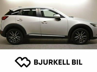 begagnad Mazda CX-3 2.0 Optimum 120 HK