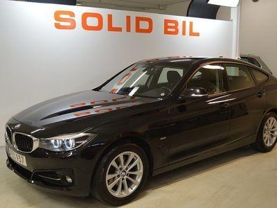 begagnad BMW 320 Gran Turismo d Aut Sportline Eu 6 2017, Sedan 198 800 kr