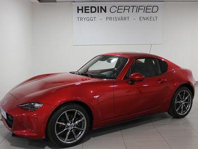 begagnad Mazda MX5 RF Sport 2.0 165HK