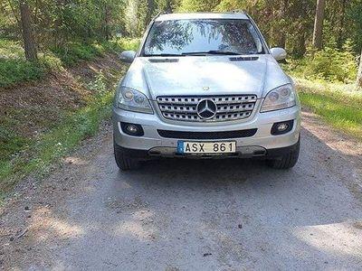 begagnad Mercedes ML320 CDI 4MATIC 7G-Tronic 224