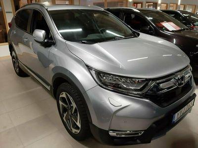 begagnad Honda CR-V 1.5 Executive 4WD CVT Drag V-Hjul M&K