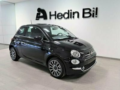 begagnad Fiat 500 Star Hybrid 2021, Halvkombi Pris 159 900 kr