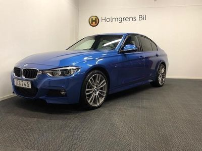 begagnad BMW 330 d xDrive Sedan