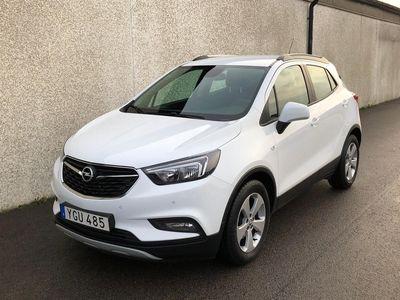 begagnad Opel Mokka X 5d 1.4T /140hk Pluspaket