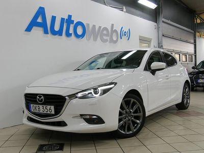 begagnad Mazda 3 Sport 2.0 165hk SKYACTIV-G Vision Euro 6