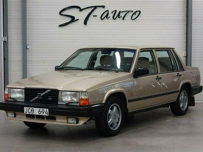 begagnad Volvo 740 GLT 16V 2.3 1 ägare 159hk