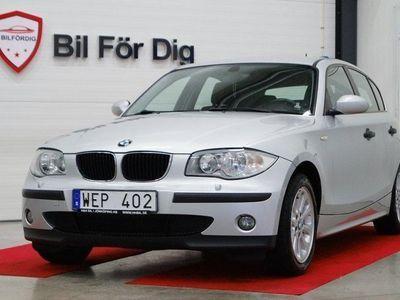 begagnad BMW 116 i Advantage 116hk,Toppskick -05