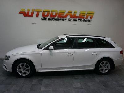 begagnad Audi A4 Avant 2.0 quattro Proline 180hk