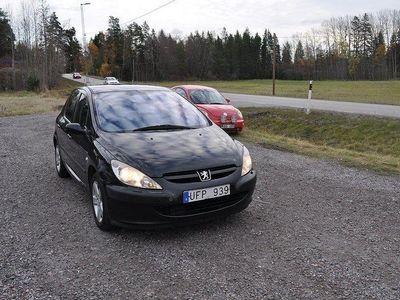 begagnad Peugeot 307 5-dörrar 1.6 XT 109hk